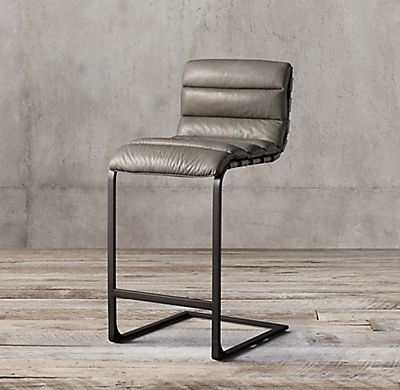 Awesome Oviedo Leather Stool In 2019 Toscana Leather Stool Creativecarmelina Interior Chair Design Creativecarmelinacom
