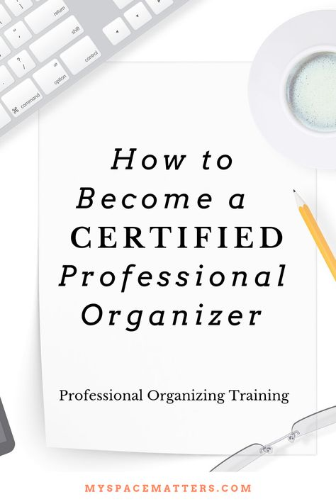 How do you become a Certified Professional Organizer? Read this before starting your home organizing business. Best Picture For Books To Read printa Business Professional, Business Tips, Online Business, Business Lady, Business Goals, Business Management, Business Education, Business Entrepreneur, Dale Carnegie