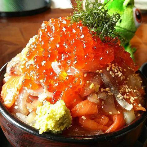 デカ盛り海鮮丼が話題 伊豆高原ビール本店レストラン とは retrip リトリップ 料理 レシピ 海鮮丼 丼