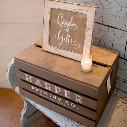 Wedding Card Box Burlap Flower 26 Ideas Wedding Card Diy Card Box Wedding Rustic Card Box Wedding