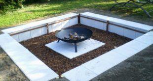 Ofen Mit Feuerfesten Steinen Mit Rechteckigem Boden Konstruktion Seite 2 So Feuerstelle Im Garten Feuerstelle Garten Garten Gestalten Garten