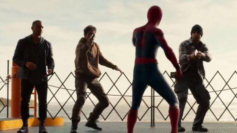 Image result for spider-man homecoming spider gargan