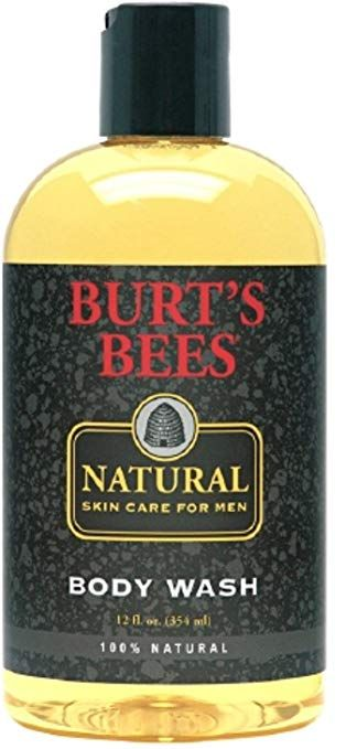 Burts Mens Bdy Wash Size 12 Oz Burt S Bees Natural Skin Care For Men Body Wash Review Anti Aging Skin Products Oily Skin Care Natural Skin Care