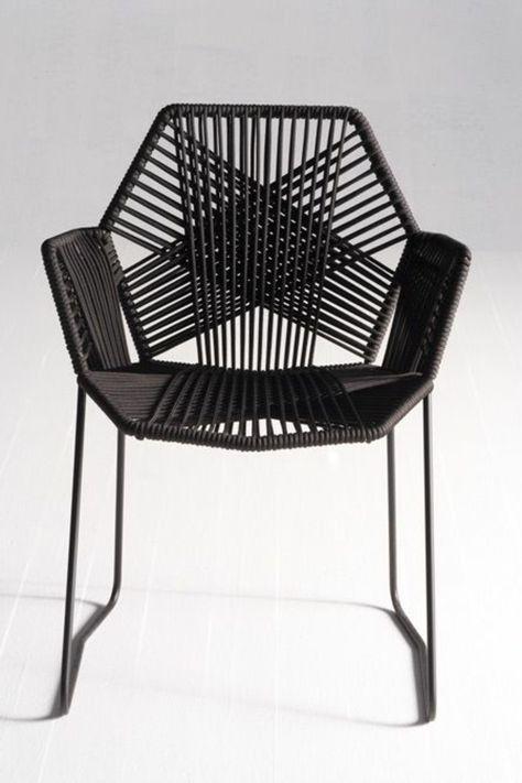 Designer Stuhl Schwarz Interessant Ungewöhnlich | Schwarz   Weiß | Pinterest