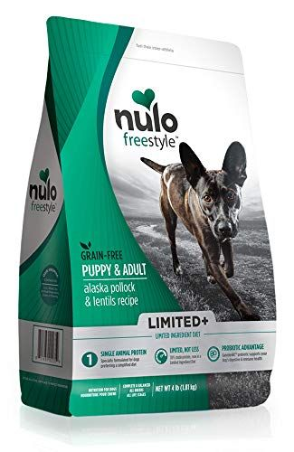 Nulo Puppy Adult Small Breed Freestyle Limited Plus Grain Free