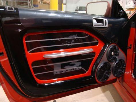 Custom Mustang Interior | Custom T3 Audio / Interior