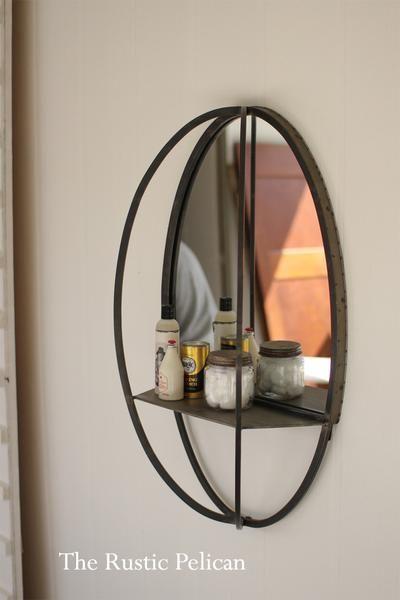 Sale Modern Mirror Wall Decor Mirror Decorative Mirrors Farmhouse Rustic Wall Mirrors Farmhouse Large De Oval Mirror Industrial Wall Decor Mirror Wall
