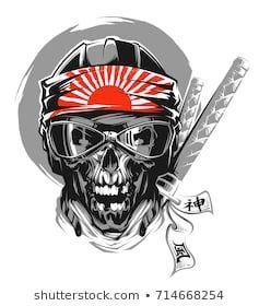 Image by Shutterstock Watercolor Pirate Skull Men/'s Tee