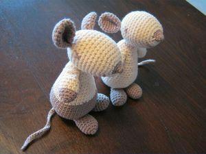 Tutos Souris Au Crochet Tuto Amigurumi Souris En Crochet