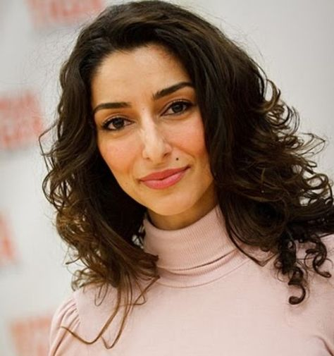 Necar Zadegan is an Iranian-American film and television actress and model. Zadegan was born in Heidelberg, Germany on June 20, 1982 and raised in San Francisco, California She is best known for her recurring role as First Lady (and then President) Dalia Hassan on the eighth and final season of 24.In 2010, she appeared in the films Elena Undone and Unthinkable.