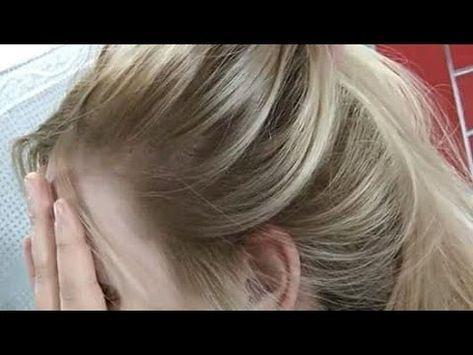 صبغ شعر اشقر رمادي فاتح جدا فيديو تطبيقي Youtube Long Hair Styles Hair Hair Styles