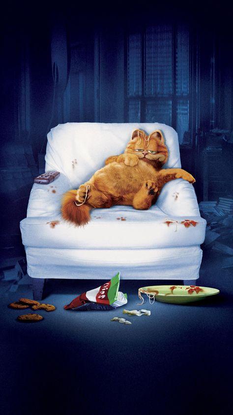 Garfield (2004) Phone Wallpaper | Moviemania