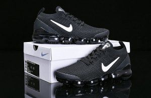 Nike Air Vapormax Flyknit 2019 Triple Black AJ6900 004
