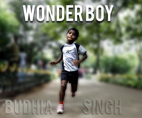 "Wonder Boy ""Budhia Awooga Singh"" Forgotten Young Marathon hero of Indian 