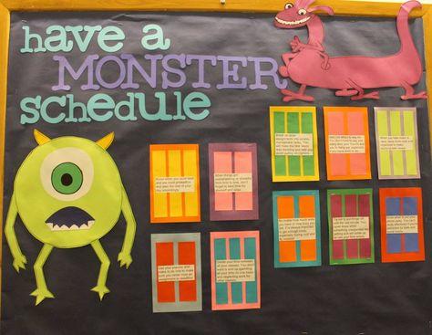 My January bulletin board!