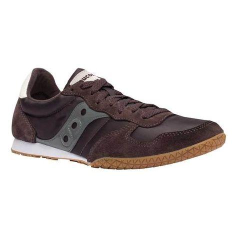 Men/'s Saucony Originals Bullet Sneaker Coffee//Gum