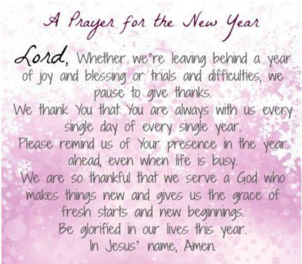 A prayer for the New Year. | Random | Pinterest