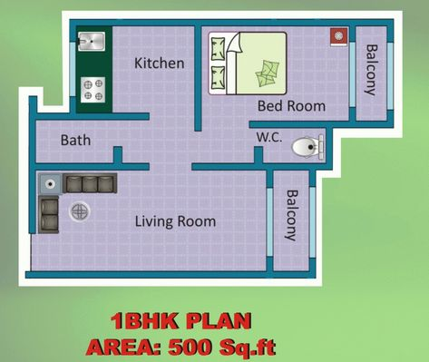 Stylish 500 Sq Ft House Plan Under Square Foot Lovely Indian Style Tiny Apartment Construction C 500 Sq Ft House Small House Plans