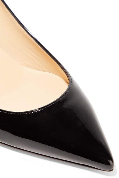 Christian Louboutin Pigalle Follies 55 Patent leather Pumps