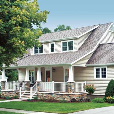 Curb Appeal Makeovers Curb Appeal House With Porch Front Porch