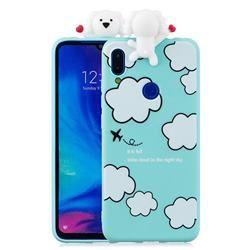 Cute Cloud Girl Soft 3d Climbing Doll Soft Case For Xiaomi Mi Redmi Note 7 Note 7 Pro Xiaomi Redmi Note 7 Note 7 Pro Cases Guuds Case Note 7 Phone Covers
