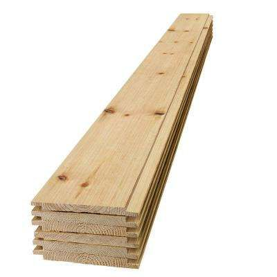 1 In X 8 In X 8 Ft Barn Wood Shiplap Pine Board 6 Pack Shiplap Shiplap Siding Wood Charcoal