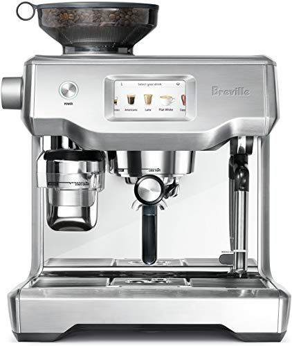 New Breville Bes990bssusc Fully Automatic Espresso Machine Oracle Touch Online Shopping Bestsellersoutfits In 2020 Espresso Machine Automatic Espresso Machine Automatic Coffee Machine