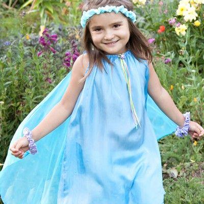 Sarah's Silks Fairy Dress
