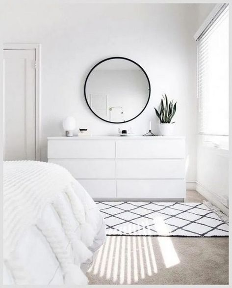 √18 Best Home Room Decor Trends to Follow in 2019 #homeroomdecor #bedroomdecorideas #bedroomdecor | andro.com