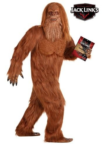 Are There Any Links For Halloween 2020? Adult Jack Links Sasquatch Costume #Sponsored #Jack, #affiliate