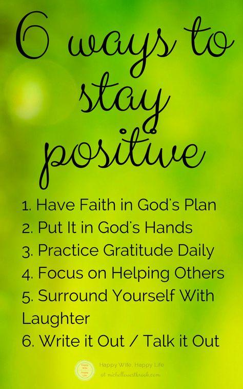 Stay Positive Steps | Motivation