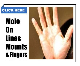 Mole (Til) on Hand - INDIAN PALM READING | Parenting | Palm