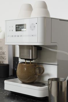 How To Create Barista Style Coffee At Home With Miele Coffee