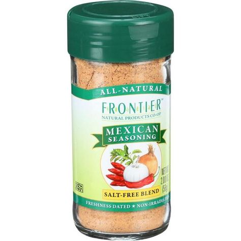 Frontier Herb Mexican Seasoning Blend - 2 Oz in 2019