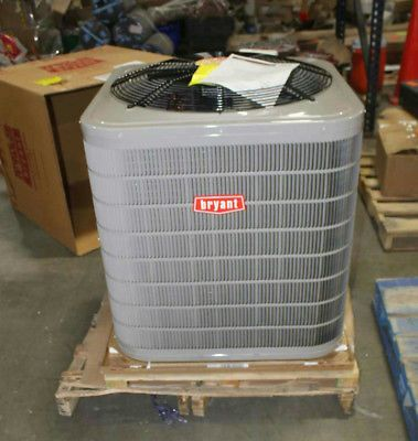 Bryant 14 Seer 3 Ton 208 230v Split Air Conditioner 127ana036000 Home Improvement Home Appliances Space Heater