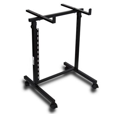 Pure Clean 12u 2 Post Open Frame Rack Shelf And Equipment Device Stand Rack Shelf Open Frame Dj Stand