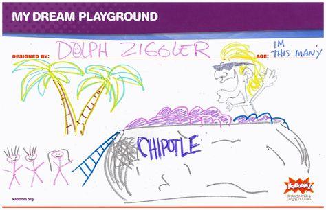 Brad Maddox\'s dream playground. #PlayMatters #WWE   Things I Enjoyed ...