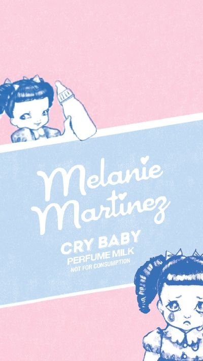Littlehottybigheart Wallpapers Retro Poster Melanie Martinez Crybaby Melanie Martinez