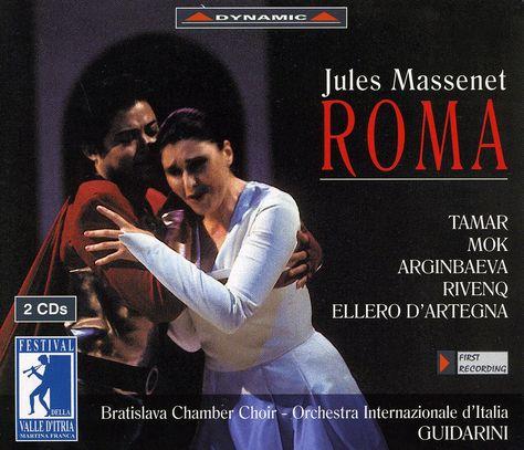 J. Massenet - Roma-Comp Opera