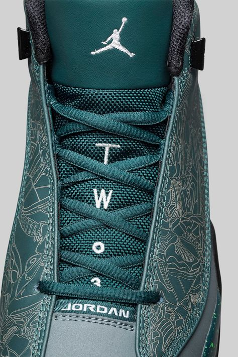 a61d7497d39bc9 Nike Air Jordan Dub Zero Teal