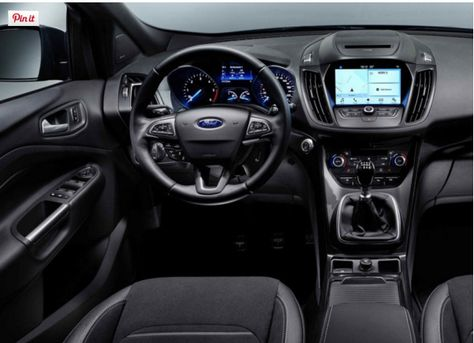 2018 New Ford Kuga Review Powertrain And Price Ford Kuga Ford
