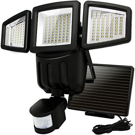 Solar Lights Motion Sensor Costech 182