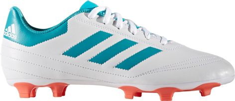268b0ad10 adidas Women's Goletto VI FG Soccer Cleats, Size: 7.5, White