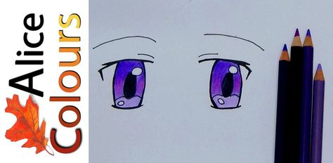 How To Draw Anime Eyes Step By Step How To Draw Anime Eyes Anime Eyes Anime Drawings
