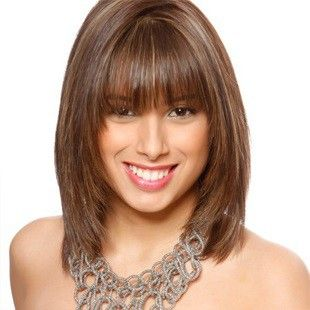 Womens Hairstyles With Bangs Extraordinary Hairstyles With Bangs For Older Women  Gallery Of Medium Hairstyles