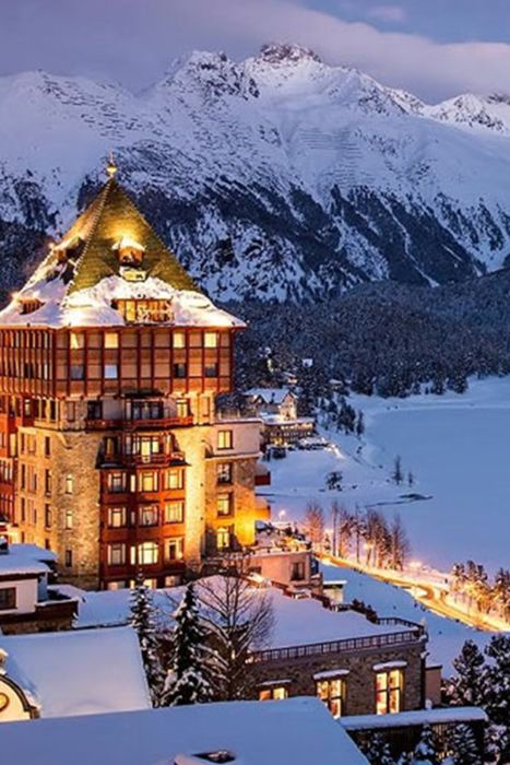 The 8 Most Luxurious Mountain Resorts In America Resort And Winter
