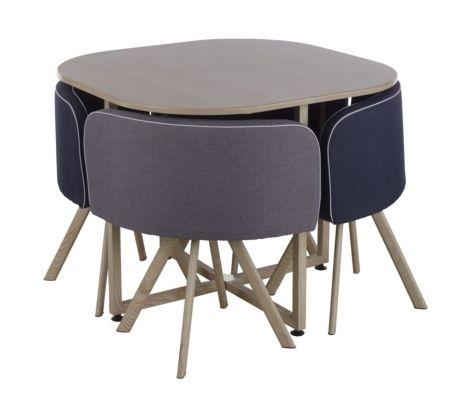 lit matelas table