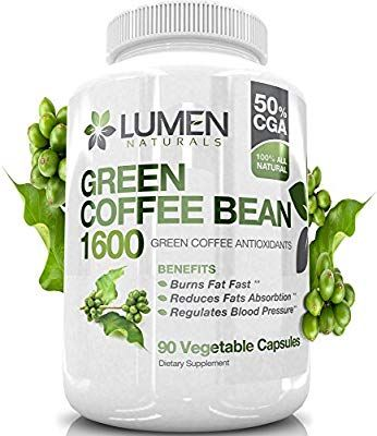 does green coffee bean burn fat