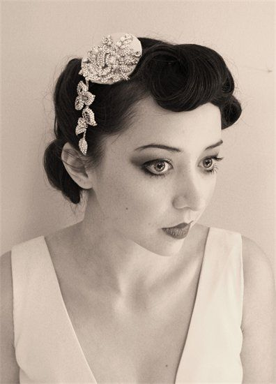 1950s hair pieces