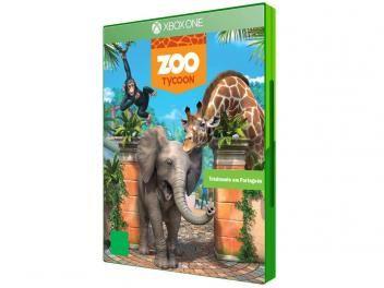 Zoo Tycoon Para Xbox One Frontier Developments Xbox One Xbox Kinect